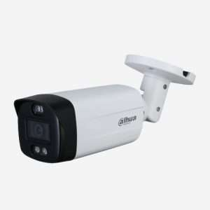 dahua HAC-ME1509TH-PV 5MP HDCVI Full-Color Active Deterrence tioc Fixed Bullet Camera
